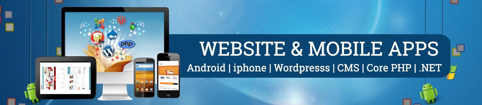 website & Mobile Apps-min
